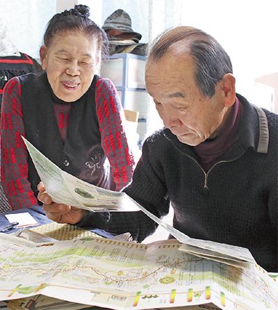 夫婦2人 歴史街道をゆく