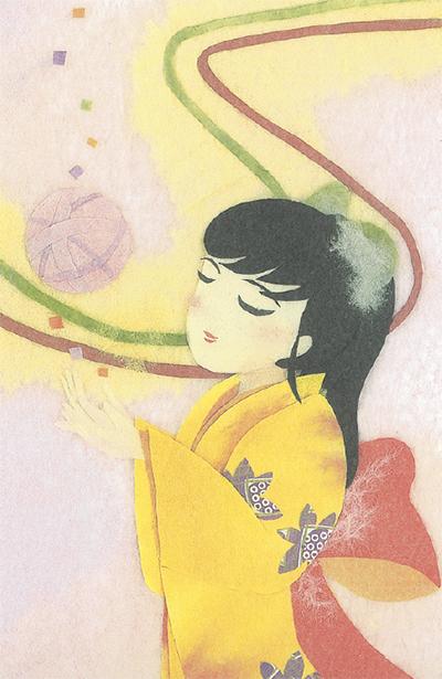 きもの・帯「四季和彩 染織展」