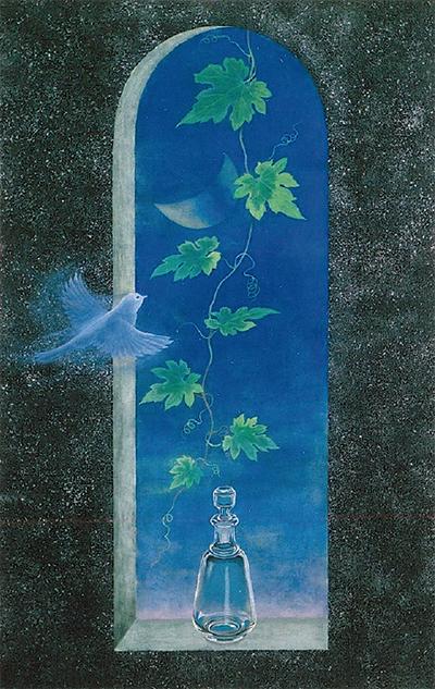 初めての日本画