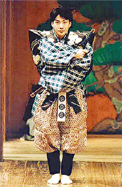 伝統の「鎌倉薪能」