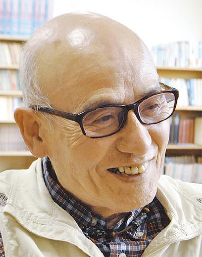 藤村 冨士雄さん
