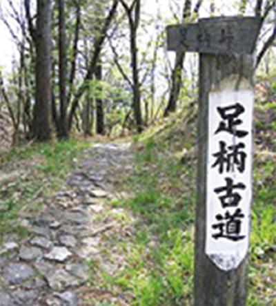 古道「矢倉沢往還」を歩く