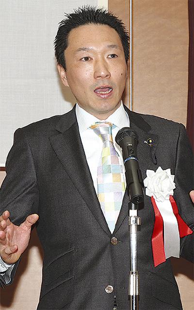 神倉県議が県政報告