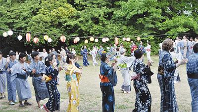 留学生日本文化を体験