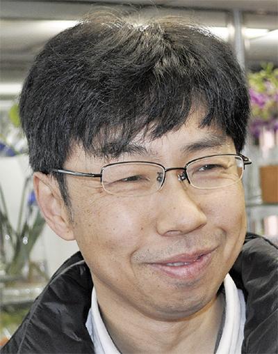安藤 幸一さん