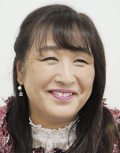 山口 晴美さん