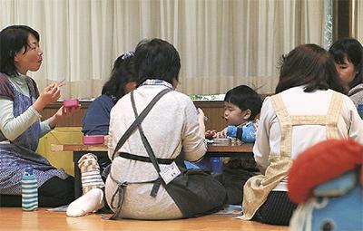市民運営型子育てサロンが始動