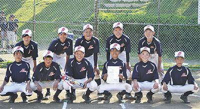 中学生野球、全国へ