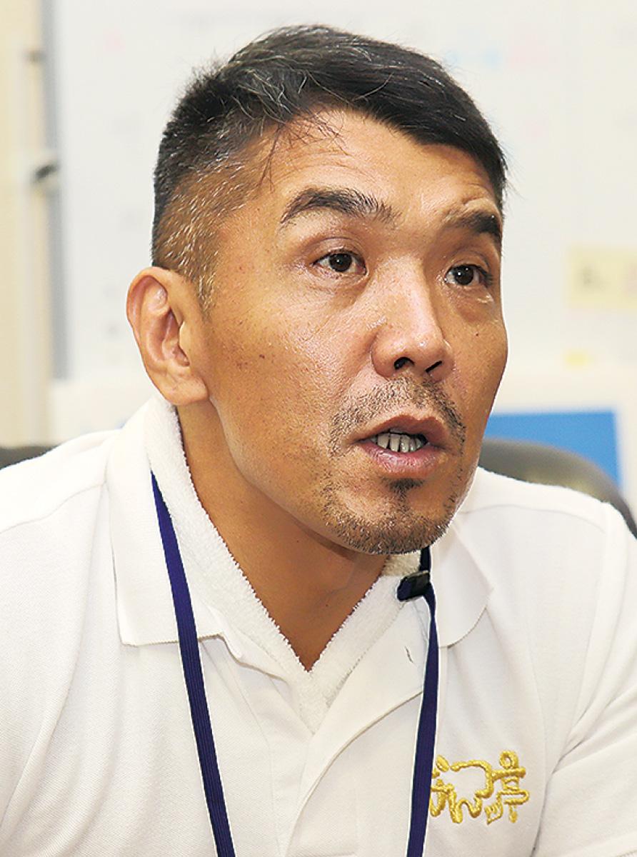 古谷一郎氏県議選へ意欲