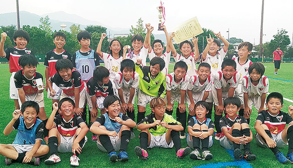 秦野FC5連覇