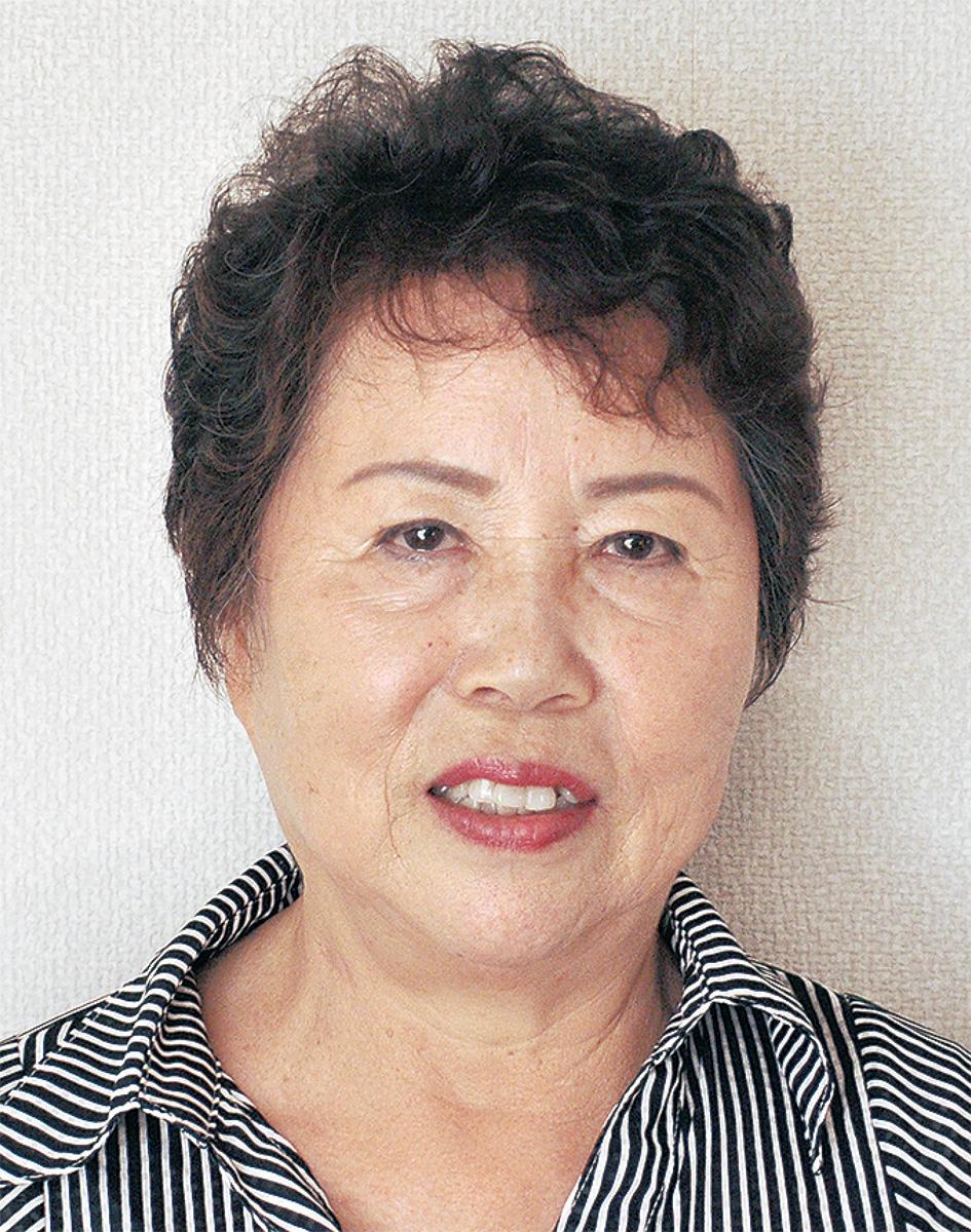 太宰 貞子さん(雅号:松風)