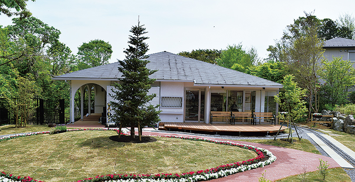 奥津国道美術館