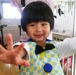 山岸 邦康 ちゃん 2013年4月4日生まれ 男の子 秦野市  わんぱく大歓迎。毎日を賑やかに、楽しい1日にしてくれてありがとう。