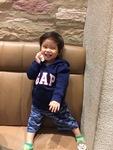 森川涼陽ちゃん 2015.6.9生まれ 女の子 秦野市 わがまま姫様これからも元気に育ってね。すずのおかげでみんな幸せです。