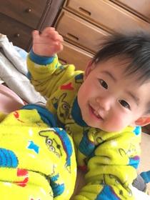 稲葉 來輝(いなば らいき)ちゃん 2016.4.4生まれ 男の子 秦野市 これからも元気にたくましく育ってね。だいすきだよ。
