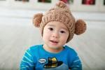 清護ちゃん 2016.3.27生まれ 男の子 横浜市南区 1歳をむかえました。よく笑い、よく食べ、よく遊びやんちゃに育っています。