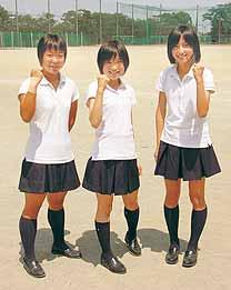秦野高等学校制服画像