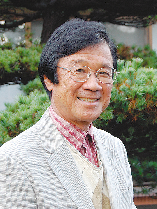 古屋富雄さん
