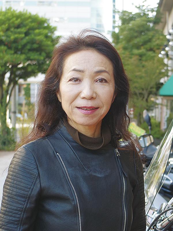 松林由紀子さん