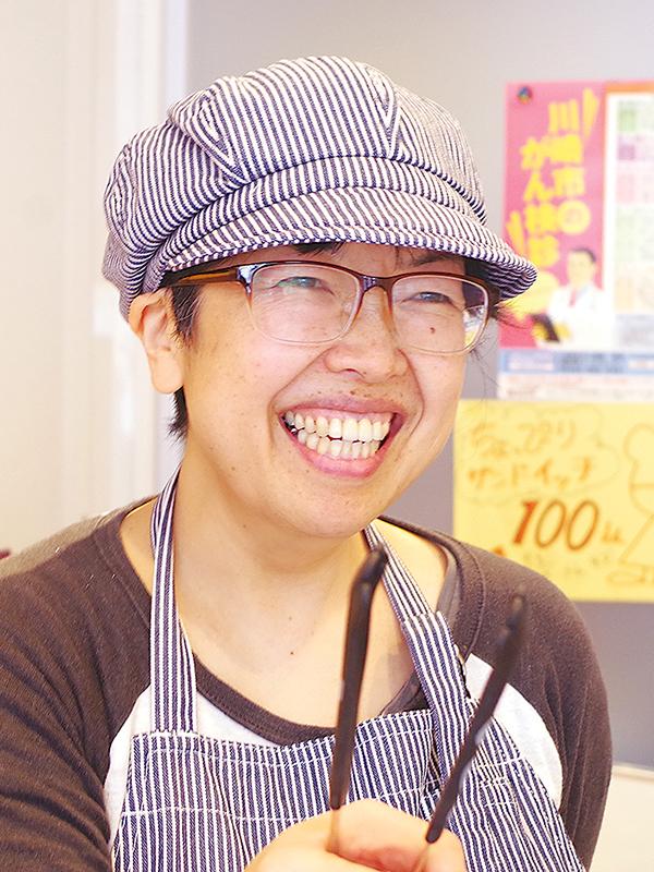 高村秀子さん