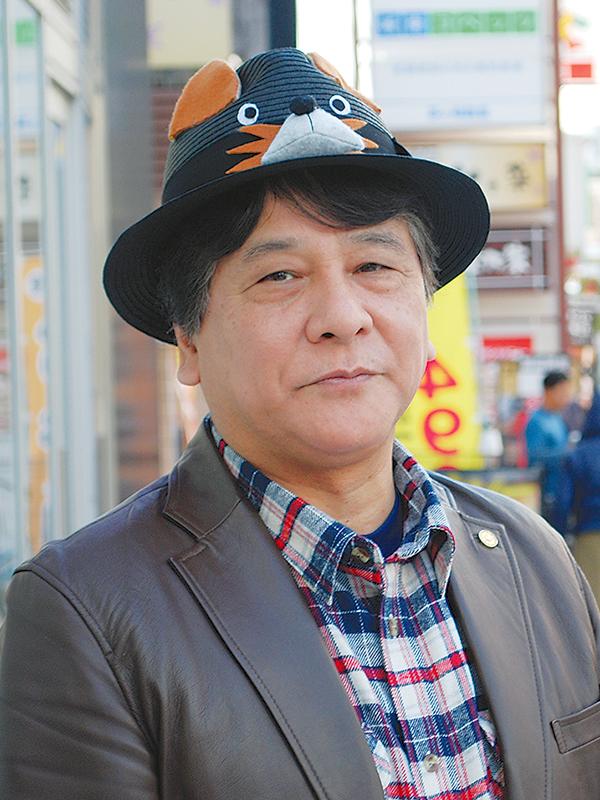 安田勝さん